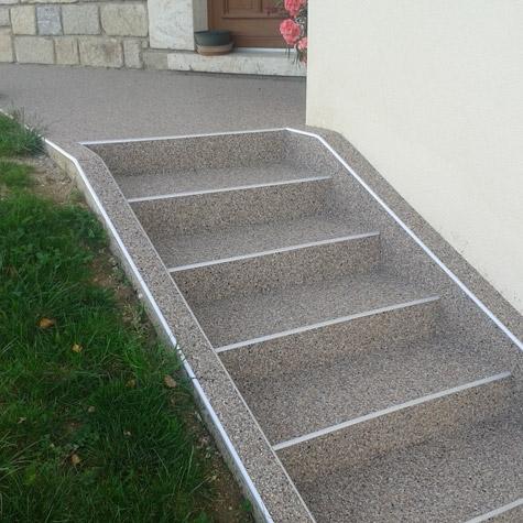 sopamarbre escalier nos clients ont r alis sopap. Black Bedroom Furniture Sets. Home Design Ideas