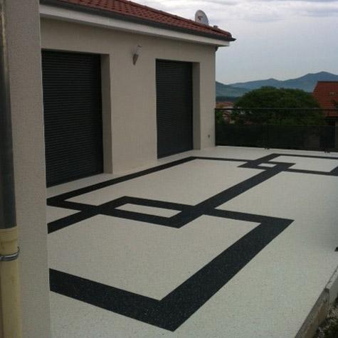 sopamarbre moquette de marbre terrasse nos clients ont. Black Bedroom Furniture Sets. Home Design Ideas